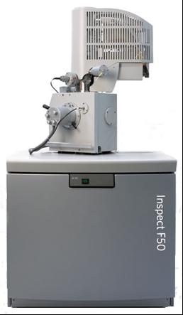 FIELD EMISSION SCANNING ELECTRON MICROSCOPE CSEM-FEG INSPECT 50