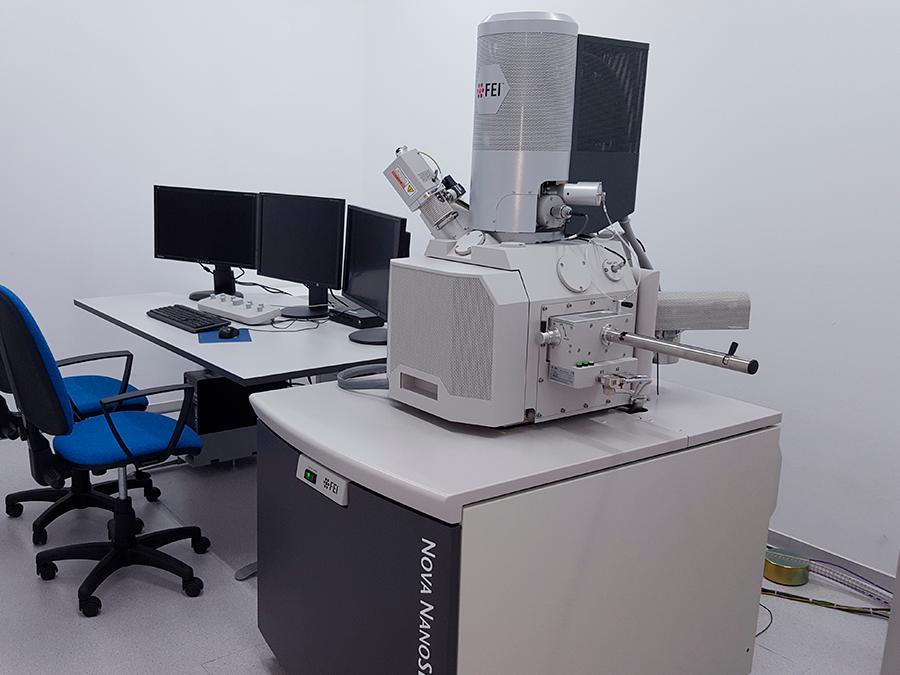 Nova NanoSEM 450